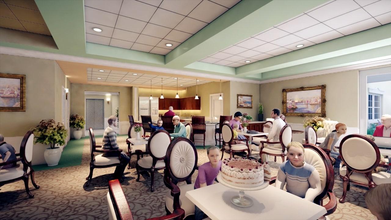 Elegant Dining Areas