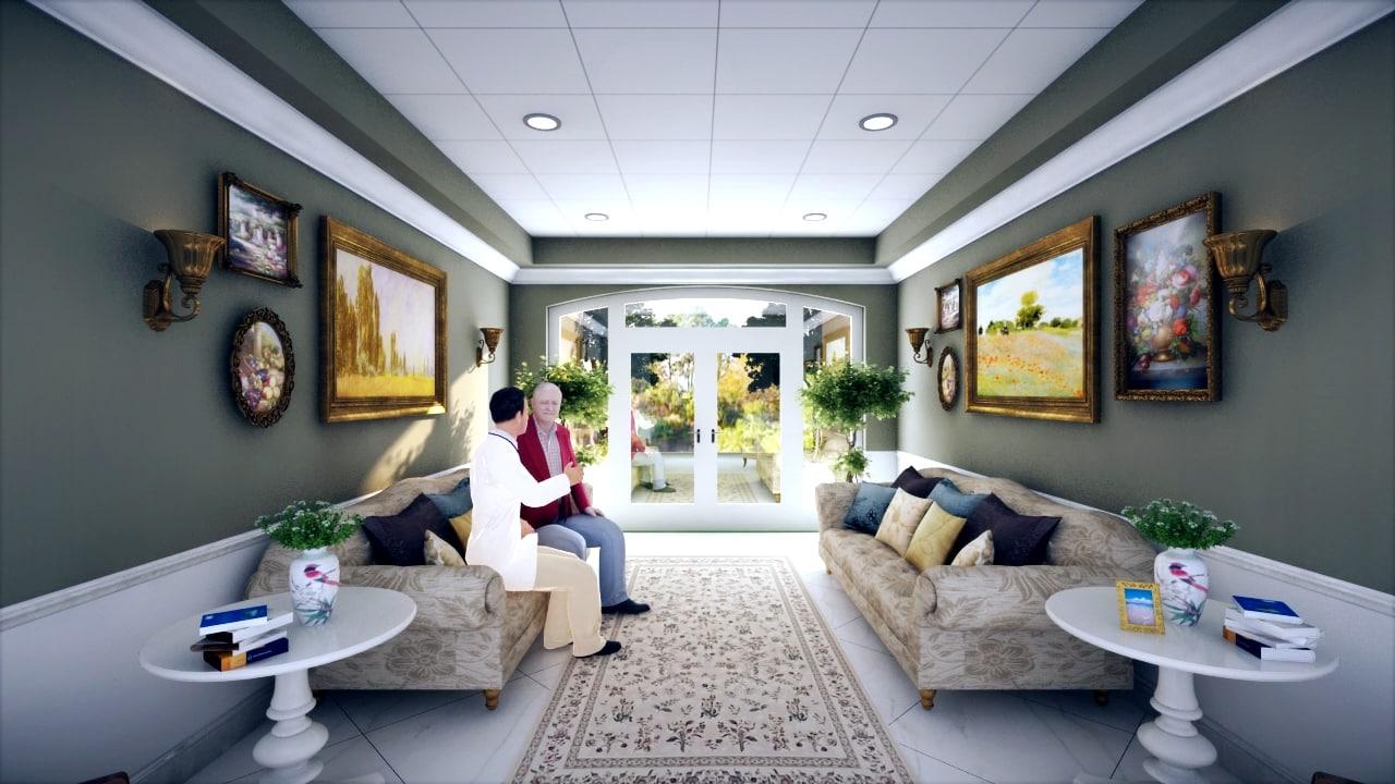 Luxurious Interior Spaces
