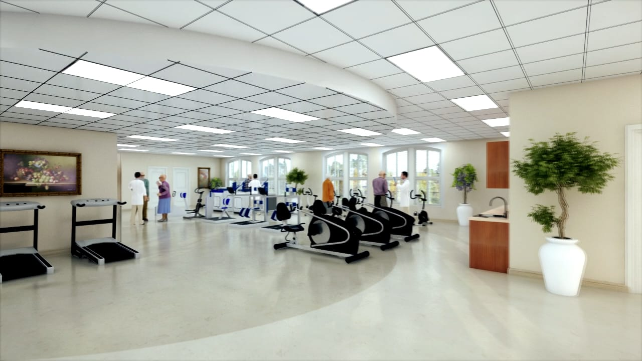 State of the Art Rehabilitation